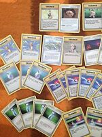 Pokemon Trainer  38 Karten