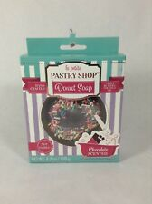 La Petite Pastry Shop Donut Bath Soap - New - Hand crafted - chocolate scented