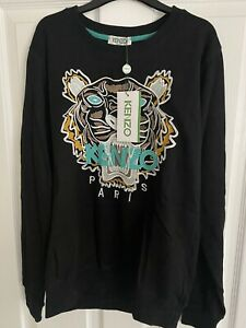 Kenzo Tiger Jumper Size S