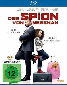 Der Spion von nebenan - Blu-Ray- 2020 - mit Dave Bautista - neu und ovp