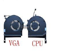 CPU GPU Fan cooler for Asus ROG TUF FX504 FX504G FX504GE FX504GM FX504GD FX504FE
