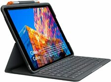 "Estuche Para Teclado Logitech Slim Folio Apple iPad 7th & 8th GEN 10.2"" 920-009473"