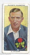 1938 John Player & Sons (19) E. PAYNTER Lancashire & England