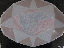 "Wedgwood Pastel Strata Oblong Plate 10"" X 8"""