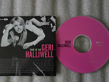 CD-GERI HALLIWELL-LOOK AT ME-Spice Girls-Terminalhead-(CD SINGLE)-1999-2TRACK