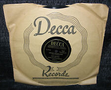 DICK HAYMES Little White Lies b/w I'll Never Smile Again (1944 U.S. 10inch)