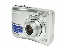 Olympus FE FE-170 6.0MP Digital Camera - Silver