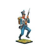 FIRST LEGION - NAP0375 French 1st Light Infantry Chasseur Sergeant Charging