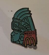 Pin's  artus Bertrand mac do mexico
