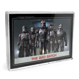 2021 Topps Star Wars Bad Batch eBay Exclusive 10 Card Set