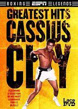 ESPN Cassius Clay Greatest Hits [DVD] BOXEN Muhammad Ali NEU  5 Komplette Kämpfe