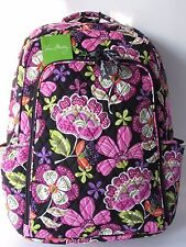 "Vera Bradley Quilted Cotton 15"" Laptop Sleeve in Pirouette Pink NEW"