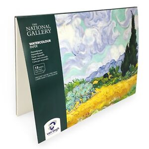 Reale Talens – Carta per Acquerello - Van Gogh - Il Galleria Nazionale - 24 x
