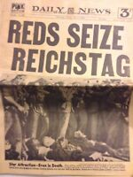 Daily News Magazine Reds Seize Reichstag May 1, 1945 102317nonrh3