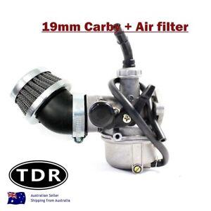 19mm Carburettor Carby + Air filter for 50cc 110cc 125CC DIRT BIKE  QUAD BUGGY