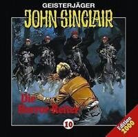 "Preisalarm! * HÖRSPIEL CD * JOHN SINCLAIR ""Die Horror-Reiter"" 10 * NEU/OVP"