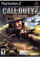 Call of Duty 2: Big Red One - Ps2 PlayStation 2