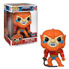 Funko Pop TV Masters of The Universe #1039 Beast Man 2020 Fall Convention