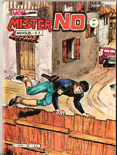 ¤ MISTER NO n°82 ¤ 1982 MON JOURNAL