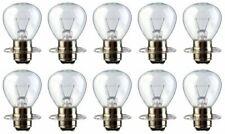 New listing Cec Industries #1044 Bulbs 12.8/12.8 V 34.9/23.4 W P15d Base(Box of 10)