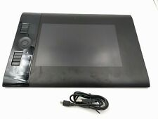 Wacom Intuos 4 Medium USB Graphic Drawing Tablet PTK-640 (Tablet Only) Tested