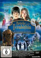 Brücke nach Terabithia von Gabor Csupo | DVD | Zustand gut