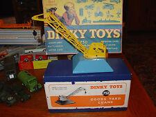 Dinky Toy #752 Goods Yard Crane - Mint in Box!