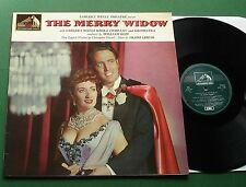Lehar The Merry Widow Sadler's Wells Opera Company Reid HMV CSD 1259 LP