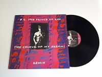 LP 4> Disco Vinile 12'' B.G. the prince of Rap / The colour of my dreams