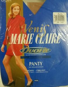 lote 2 pantis panty MARIE CLAIRE Talla MEDIANA ARENA NUEVO woman underwear media