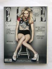 Elle Magazine Fashion Style Beauty - April 2010 - Chloe Sevigny