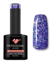 3D-006 VB Line Purple with Blue Glitter - gel nail polish - super gel polish