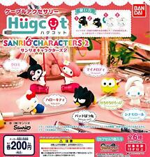 Bandai Hagukotto Sanrio Characters 2 Gashapon 6 set mini figure capsule toys