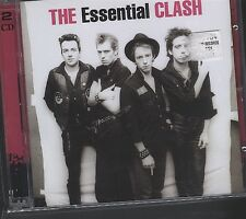 The Clash - The Essential Clash 2CD (vgc)