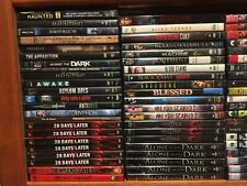 Horror movies. PICK and CHOOSE 231 Scary dvd lot--Buy Multiples and SAVE!