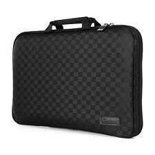 BN 11.6 Inch Laptop Case Sleeve Memory Foam Protection Bag Checkered JC