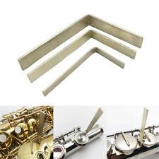 3 Pieces Saxophone Clarinet L-Shape Key Repairing Tools Set Instrument Parts