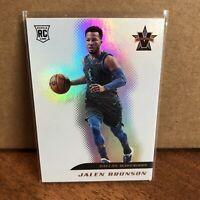 2018-19 Jalen Brunson Vanguard Panini Chronicles Rookie /99 Mavericks