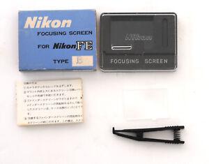 Nikon Focusing Screen for Nikon FE Type B - Matte (8755BL)