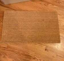 "18"" x 30"" Blank Doormat lot of 10 coconut fiber Coco Coir Door mats Entry Mats"