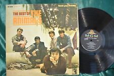 The Best Of The Animals LP