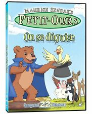 Petit Ours On Se Deguise On DVD Very Good E31