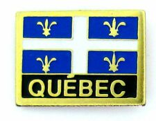 Pin's pin badge ♦ DRAPEAU FLAG QUEBEC