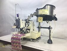 JUKI MB-373 Button Sewer with an Automatic Button Feed Industrial Sewing Machine