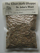 St. John's Wort Herb Cut & Sifted 1 oz. - The Elder Herb Shoppe