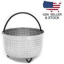 Steamer Basket for Instant Pot 6 -8Qt Pressure Cooker Accessories Instapot Foodi