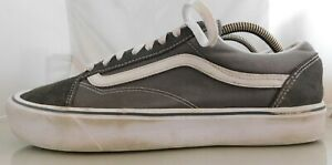 Mens Vans Ultracush Lite Skate Shoes Size: 12 Color: Gray