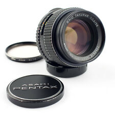 Legendary SMC TAKUMAR 50mm f/1.4 FAST PRIME LENS. *PENTAX M42 SCREW MOUNT*