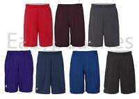 """Russell Athletic - Men's Size S-3XL 10"""" Sport Shorts w/ Pocket, Basketball, Gym"""