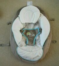 Ingenuity The Gentle Automatic Bouncer Sahara Burst - Seat Cover & Head Rest Pad
